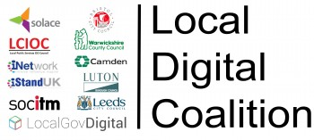 Logos of Local Digital Coalition partners